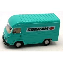 """Saviem SG2 fourgon bleu """"Sernam"""""""