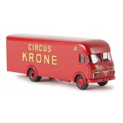 "MAN 635 camion fourgon intégral ""Circus Krone"""