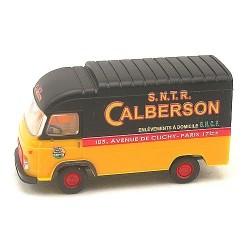 """Saviem SG2 fourgon surélevé """"Calberson SNTR"""""""""""
