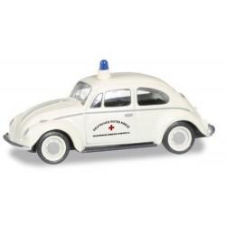 "VW cox ""DRK Hamburg"" (Croix Rouge allemande)"