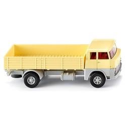 henschel HS 14/16 camion plateau à ridelles hautes