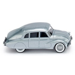 Tatra 87 berline 1937 bleu ciel métallisé
