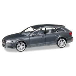Audi A4 (B9 - 2015) Avant gris moyen métallisé