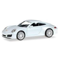Porsche 911 (991) Carrera 2 S Coupé blanc métallisé