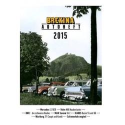 Brekina Autoheft 2015 (revue annuelle)