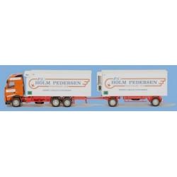 Volvo FH GL 02 camion + rqe frigo Holm Pedersen (DK)