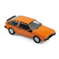 Volkswagen Scirocco II 1980 orange