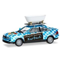 "Audi 80 coupé B4 ""die bayrischen Bäden"" (les bains bavarois) - PC"