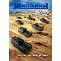 Catalogue Roco Minitank 2000 -2002