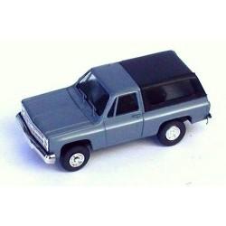 """Chevrolet Blazer bleu métallisé"""""""
