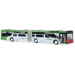 MAN NG 313 bus articulé du KVG (ville de Kiel)