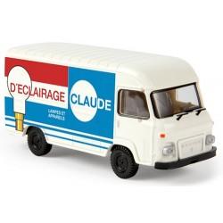 """Saviem SG2 fourgon """"Claude d'écalirage"""""""