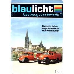 """Numéro Spécial """"camions de pompiers Magirus-Deutz"""""""