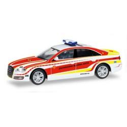 "Audi A8 berline ""Zachranna Sluzba Ascr"" (Tchéquie"