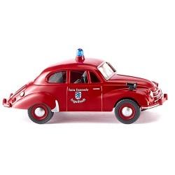 """DKW F89 berline 1950 """"Feuerwehr Ingolstadt"""""""