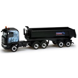 "Scania R 04 6x45+ semi-rqe benne Carnehl ""Wagner"""