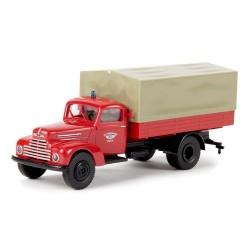 """Ford FK 3500 camion bâché """"BF Köln"""" (Pompiers Cologne)"""