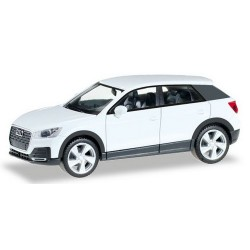 Audi Q2 (2016) blanc