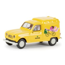 "Renault F4 fourgonnette ""BP Solexine"""