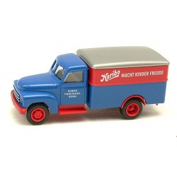"Hanomag L28 camion fourgon ""Haribo"""
