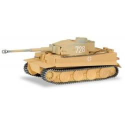Char Tigre version hybride couleur sable