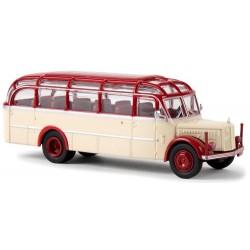 Gräf & Stift autobus 120 OGL rouge et crème
