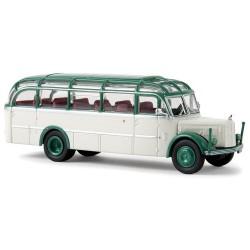 Gräf & Stift autobus 120 OGL vert et gris blanc