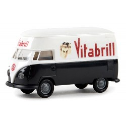 """VW T1 Combi fourgon surélevé """"Vitabrill"""" (France)"""