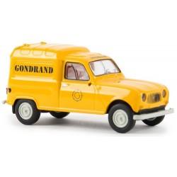 """Renault F4 fourgonnette """"Gondrand"""""""