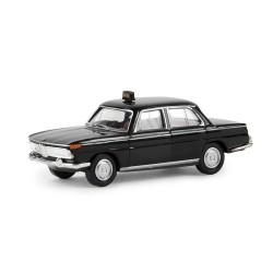 BMW 2000 berline 1966 Taxi