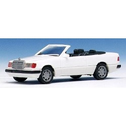 MB 300 CE cabriolet (W124 - 1987) blanche