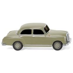 MB 180 Ponton gris olive de 1953