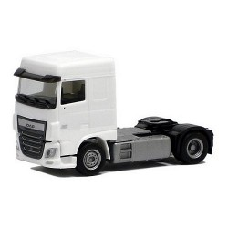 Daf XF 106 SC Tracteur solo blanc