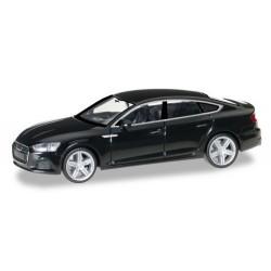 Audi A5 Sportback 2016 noir brillant
