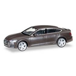 Audi A5 Sportback 2016 brun argus métallisé