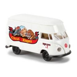 "VW T1b Combi réhaussé ""Circus Krone"""