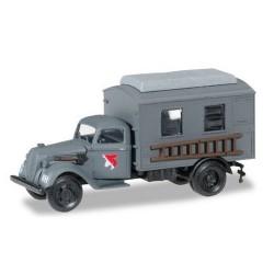 Ford 997 camion radio XXI. Armeekorps der Wehrmacht