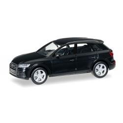 Audi Q5 (II - 2016) noir mythos effet perle