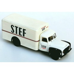 """Citroen 55 camion fourgon isotherme """"STEF"""""""