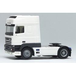 Daf 95 SSC Tracteur solo blanc caréné