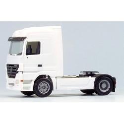 MB Actros LH 02 Tracteur solo blanc caréné