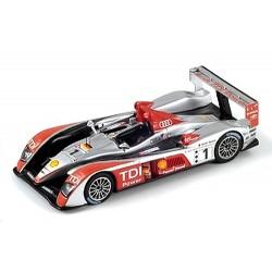 AUDI R10 TDI n°1 Vainqueur Le Mans 07 (Biela – Pirro – Werner)