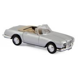 Facel Vega III cabriolet 1963 gris métallisé