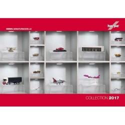 Catalogue Général Herpa 2017