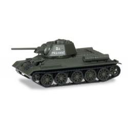 Char T-34/76. armée soviétique version Bataille de Pologne 1944
