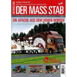 Der MaBstab 01/2017 (revue Herpa)
