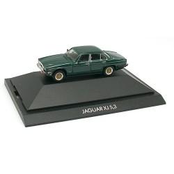 Jaguar XJ 5,3l berline vert british - PC