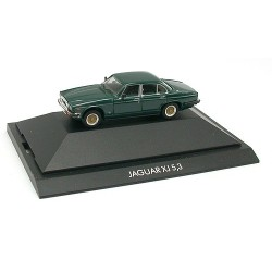 Jaguar XJ 5,3l berline vert british - PC