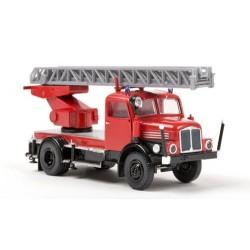Ifa S-4000-1 DL 25 camion échelle pompiers