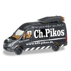 "MB Sprinter BF3 voiture pilote ""Christof Pikos"""